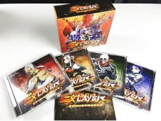 Photo2: FIGHTING EX LAYER Soundtracks (2)