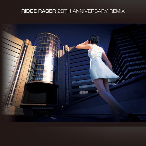 Photo1: Ridge Racer 20th Anniversary Remix (1)