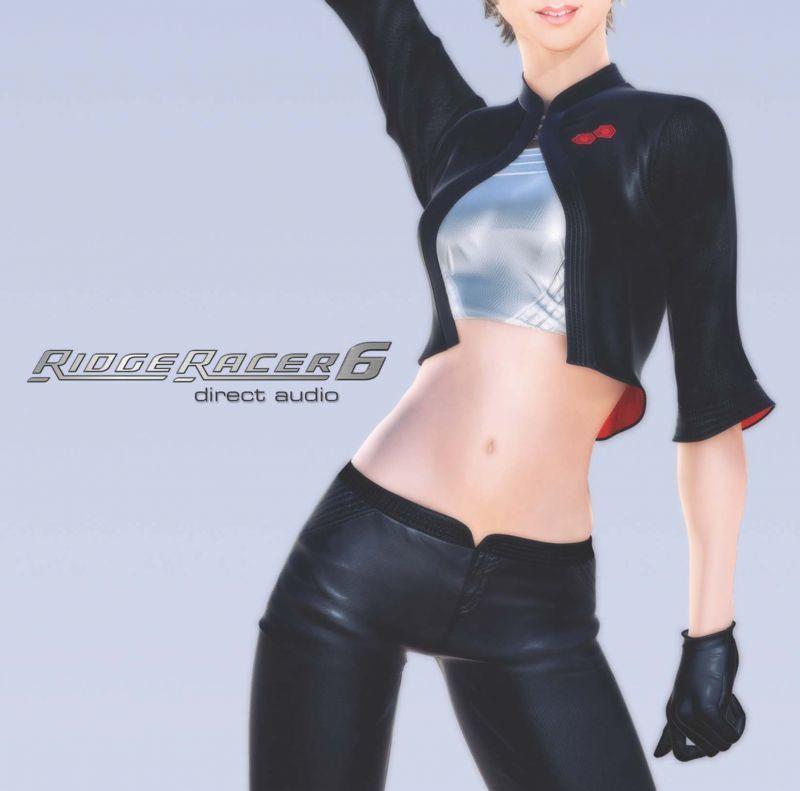 Photo1: RIDGE RACER6 DIRECT AUDIO (1)