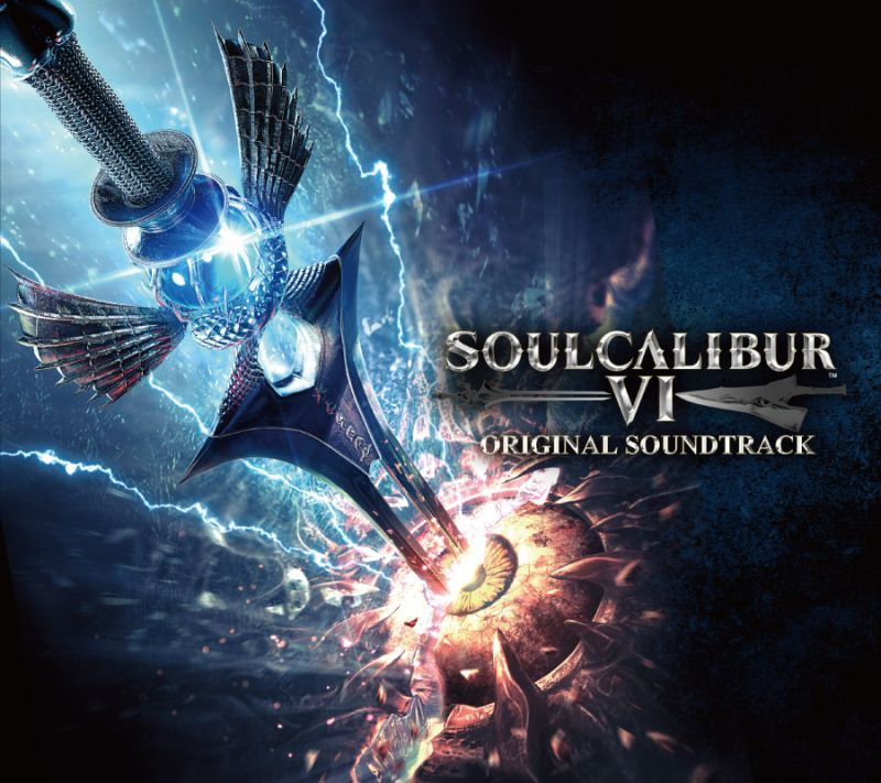 Photo1: Soul Calibur VI Original Sound Tracks (1)
