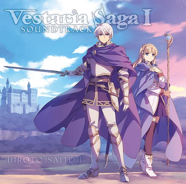 Photo1: VestariaSaga original sound track (1)